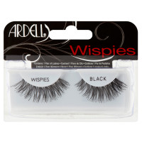 Ardell Fashion Lashes, Wispies Black, 1 ea [074764638106]