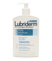 Lubriderm Daily Moisture Lotion Fragrance Free 16 oz [052800488564]