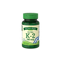 Nature's Truth Ultra Vitamin K-2 100 mcg,  50 ea [840093105332]