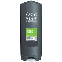 Dove Men + Care Body & Face Wash, Extra Fresh 13.50 oz [011111014138]