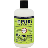 Mrs Meyers Clean Day Baking Soda Cream Cleaner, Lemon Verbena 12 oz [808124701915]