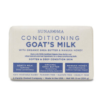 Sunaroma Conditioning Goat's Milk Soap 8 oz [815214001022]
