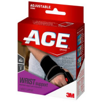 ACE Wrist Support One Size 1 ea [051131198258]