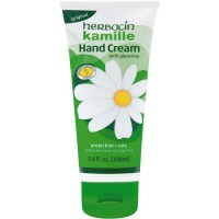 Herbacin Kamille with Glycerine Hand Cream 3.4 oz [016129021390]