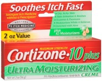 Cortizone-10 Plus Maximum Strength Anti-Itch Creme 2 oz [041167010570]