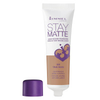 Rimmel Stay Matte Foundation, True Nude 1 oz [3607342675834]