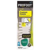 ProFoot Custom Insole with Vita-Foam, Men's 8-13 1 Pair [080376020079]