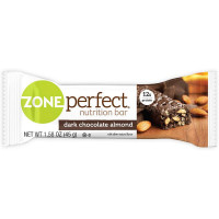 ZonePerfect All-Natural Nutrition Bar, Dark Chocolate Almond 1.58 oz [638102532848]