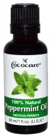 Cococare 100% Natural Peppermint Oil, 1 oz [075707034009]