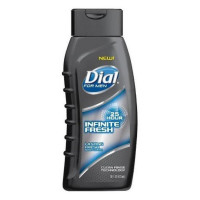 Dial Infinite Fresh Lasting Body Wash for Men 16 oz [017000169583]