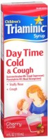 Triaminic Children's Day Time Cold & Cough Syrup Cherry 4 oz [300436345042]