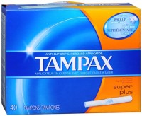 Tampax Tampons Super Plus 40 Each [073010421103]