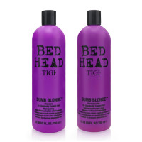 Bed Head by TIGI Blonde Hair Shampoo and Conditioner Set, 1 ea		 [191567499298]