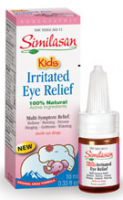 Similasan Kids Irritated Eye Relief Drops 10 mL [094841300351]