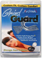 "Archtek Grind Guard with 3"" mirrored case, 1 ea [187366000056]"