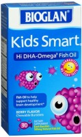 Bioglan Kids Smart Chewable Burstlets Berry Flavor 30 Caps [647125805051]