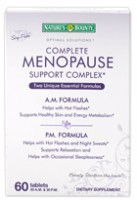 Nature's Bounty Optimal Solutions Complete Menopause Support Complex Tablets 60 Tablets [074312511097]