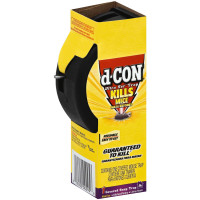 d-Con Covered Snap Mouse Trap 1 ea [019200000956]