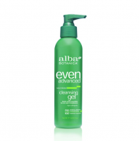 Alba Botanica Even Advanced, Sea Mineral Cleansing Gel 6 oz [724742003272]