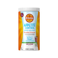 Meta Appetite Control Dietary Supplement Smoothie Enhancer, Unflavored 21.70 oz [037000969129]