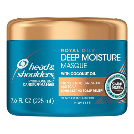 Head & Shoulders Royal Oils Deep Moisture Masque 7.6 oz [080878186693]
