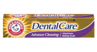 ARM & HAMMER Dental Care Fluoride Toothpaste, Advance Cleaning, Maximum Strength, Fresh Mint 6.30 oz [033200183709]