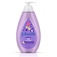 JOHNSON'S Tear-Free Bedtime Baby Bath with Soothing NaturalCalm Aromas 27.10 oz [381371174751]