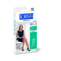 JOBST Medical LegWear Thigh High 20-30 mmHg Ultra Sheer Medium Silky Beige 1 Pair [035664222475]