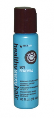 Sexy Hair Concepts Healthy Sexy Hair Soy Renewal Argan Oil Treatment, 0.85 oz [090174464906]
