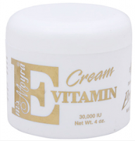Ms. Moyra Vitamin E Cream 4 oz [084562920853]