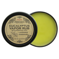 Svasthya Body & Mind Eucalyptus Vapor Rub 2 oz