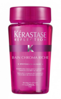 Kerastase  Reflection Bain Chroma Riche Luminous Softening Shampoo, 8.5 oz [3474630152519]