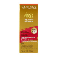 Clairol Liquicolor 4RV/64R Light Red Violet Brown, 2 oz [070018107930]