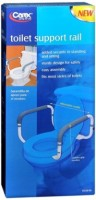 Carex Toilet Support Rail 1 ea [023601023681]