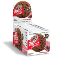 Lenny & Larry's The Complete Cookie 4 oz, Double Chocolate 12 ea [787692835331]