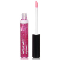 Wet n Wild Megaslicks Lip Gloss, Crushed Grapes 0.19 oz [077802554635]