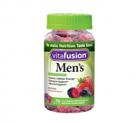 Vitafusion Men's Daily Multivitamin Gummy 70 ea [027917022611]