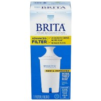 Brita Water Pitcher Replacement Filters, White 1 ea [060258355017]