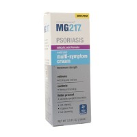 MG217 Psoriasis Medicated Multi-Symptom Cream 3.5 oz [012277506048]