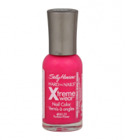 Sally Hansen Hard as Nails Xtreme Wear, Fuchsia Power, 0.4 oz [074170346480]