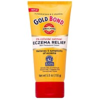 Gold Bond Eczema Relief Skin Protectant Cream 5.50 oz [041167066263]