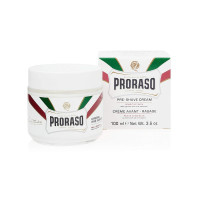 Proraso Pre-Shave Cream, Sensitive Skin, 3.6 oz [8004395000036]