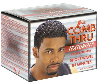 Er S Curl Comb Thru Texturizer Extra Strength 1 Kit 038276008949