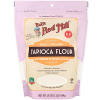 Bob's Red Mill Tapioca Flour 16 oz [039978035356]