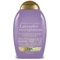 OGX Hydrate & Tone Reviving + Lavender Luminescent Platinum Conditioner 13 oz [022796901613]