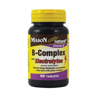 Mason Natural B-Complex with Electrolytes Tablets, 60 ea [311845176059]