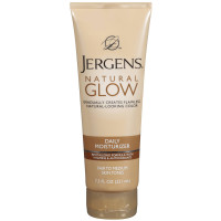 Jergens Natural Glow Daily Moisturizer, Fair to Medium  7.50 oz [019100068087]
