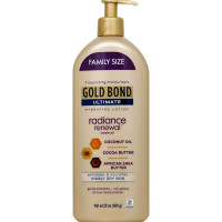 Gold Bond Ultimate Hydrating Lotion Radiance Renewal Cream Oil  20 oz [041167052273]