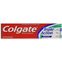 Colgate Triple Action Toothpaste 8 oz [035000510860]