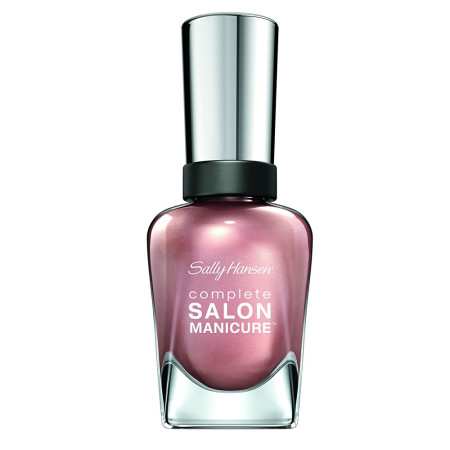 Sally Hansen Complete Salon Manicure Nail Color, World is My Oyster 0.5 oz [074170446517]